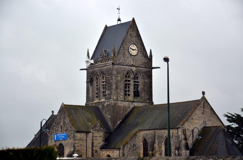 Eglise de Sainte Mère Eglise